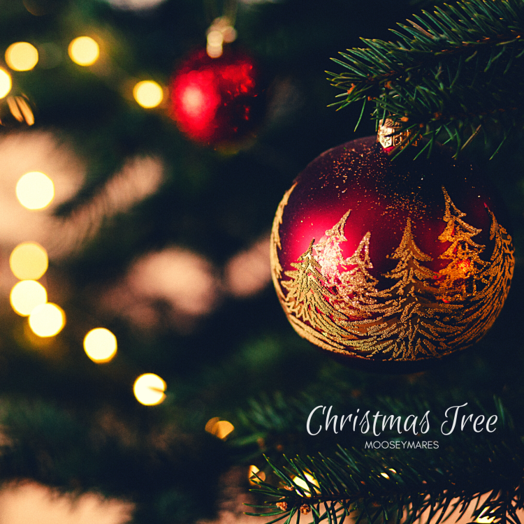 Christmas Tree | Thoughts and Inspiration on Mooseymares