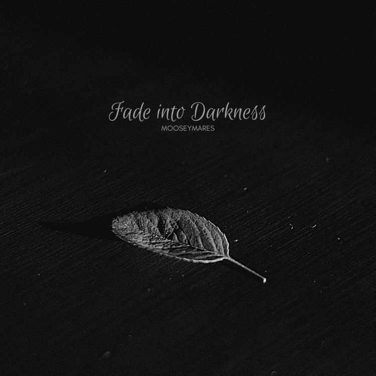 Fade Into Darkness | Poetry on Mooseymares